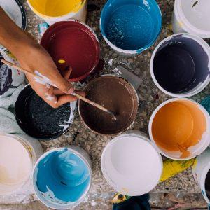 Art thérapie équestre par la peinture intuitive